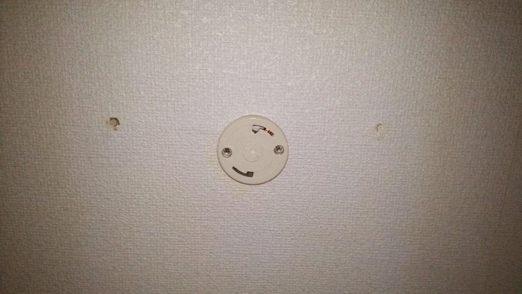 引っ掛けシーリング丸形 天井