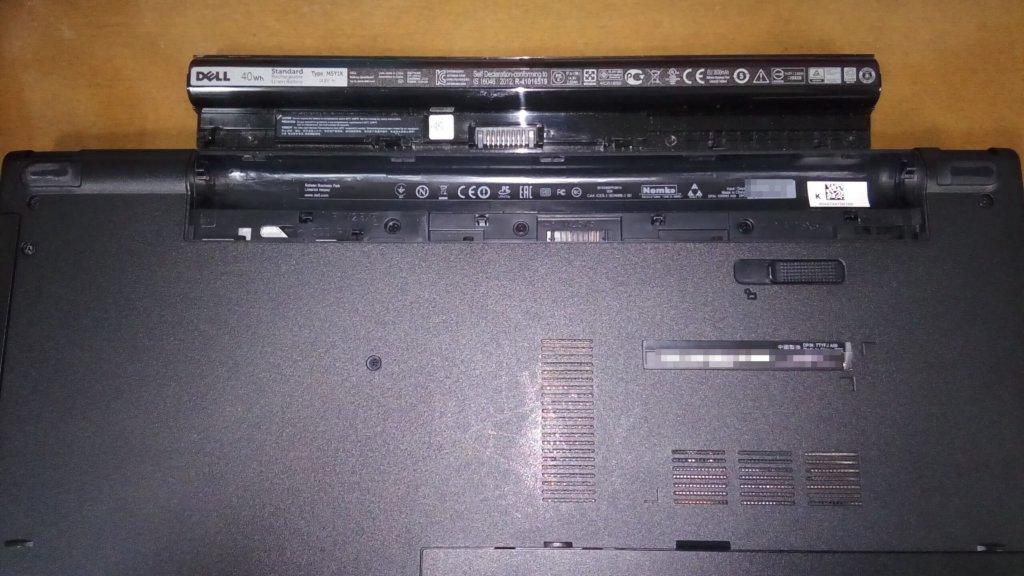 デル ノートパソコン バッテリー