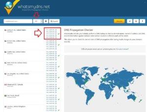 wpXクラウドからエックスサーバーへサーバーを移行 ドメイン確認