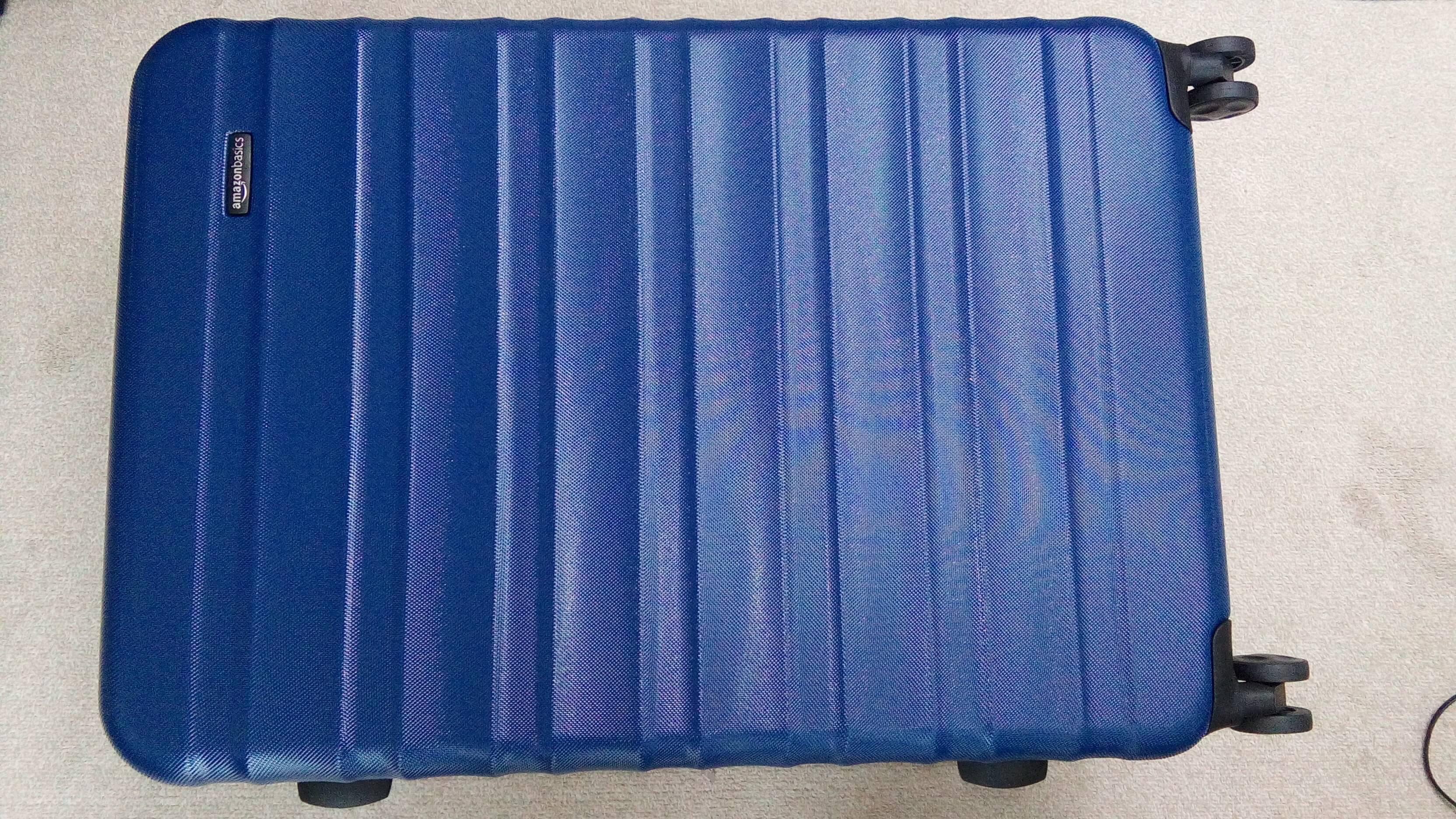 Amazonベーシック ハワイ旅行スーツケース