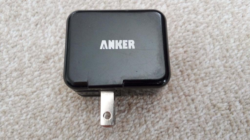 Anker USB充電器 アダプタ