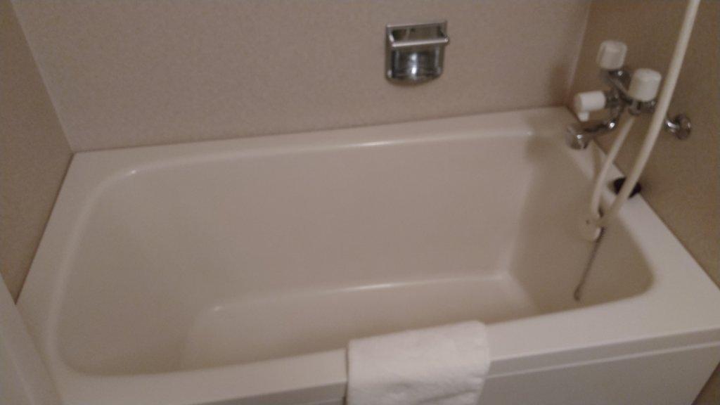 定山渓万世閣ホテルミリオーネ 部屋の風呂