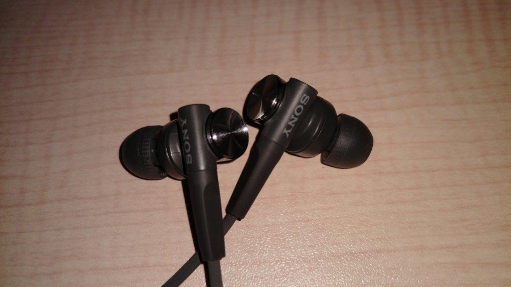 SONY MDR-XB55 音質