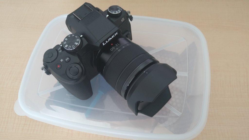 パナソニック ミラーレス一眼カメラ LUMIX DMC-G8