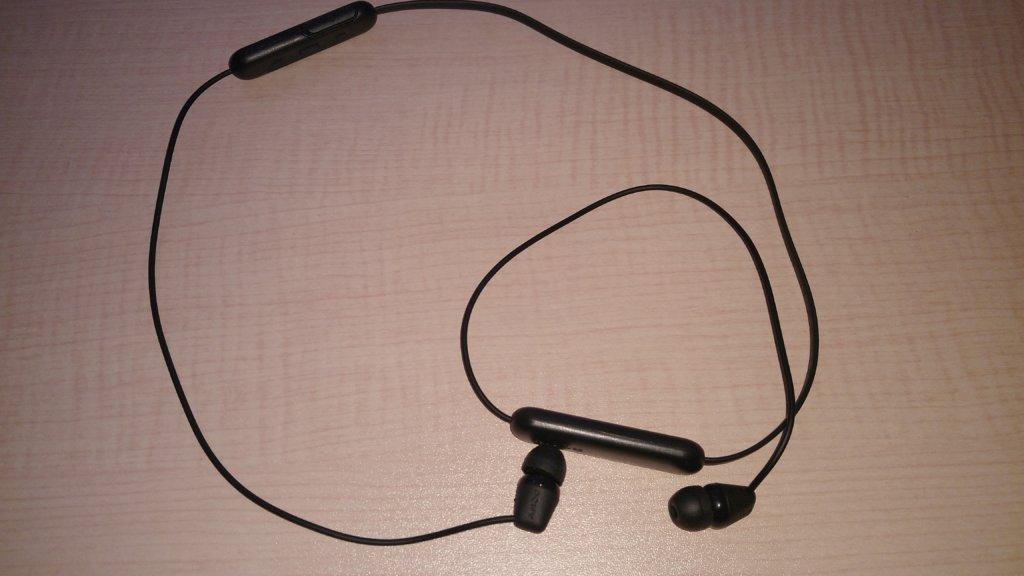 SONY WI-C200 音質とフィット感