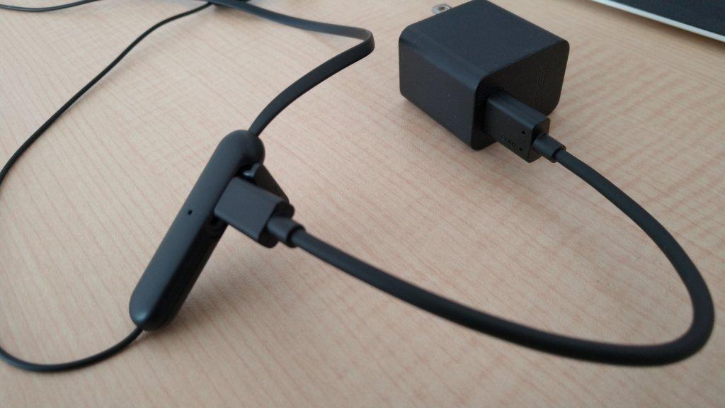 SONY WI-C200 USB 充電アダプタ