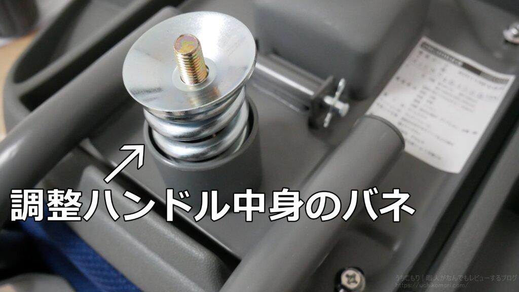 オカムラ ビラージュ VC1チェア 背ロックキング機能 バネ 硬さ